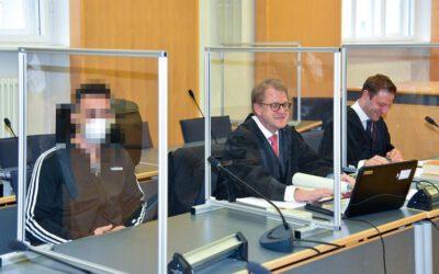 Streit um Maskenpflicht im Gerichtssaal